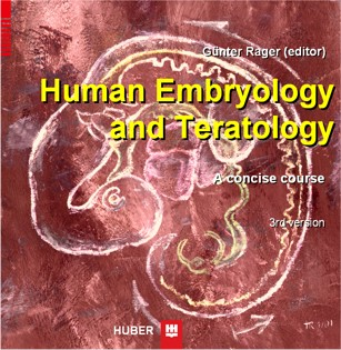CD 'Human Embryology and Teratology', Third edition, ISBN 978-3-456-84550-0